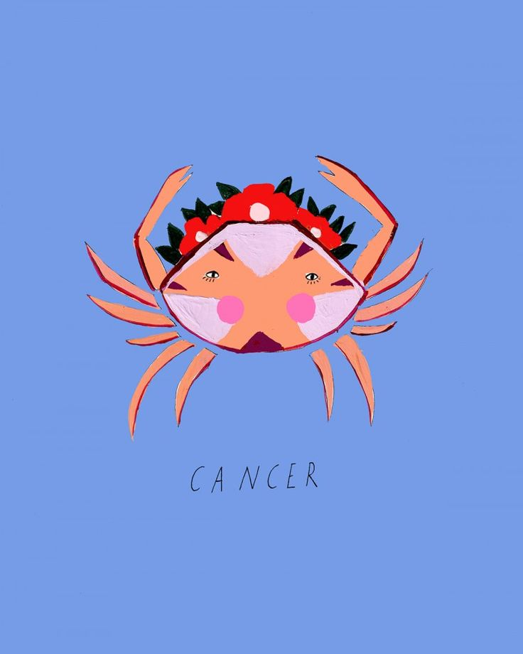 It's the little things in life that mean the most to a cancer. A Cancer is the most sentimental of all the zodiac signs. Zodiac Signs Astrology, Zodiac Art, Cancer Astrology, Astrological Sign, Astrology Chart, Birthday Postcards, Cancerian, Spirituality, Zodiac Cancer