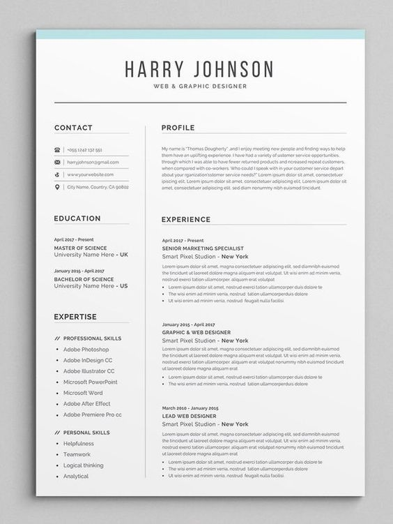 resume examples 2018 provides resume templates and resume ideas to help you land that u2026