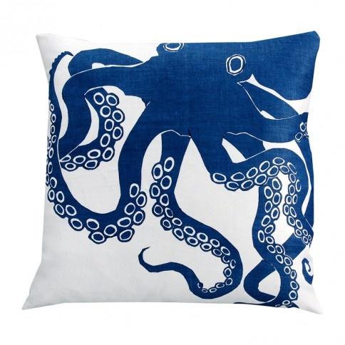 coussin pieuvre / octopus pillow