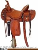Billy Cook Saddles- High Country Rancher