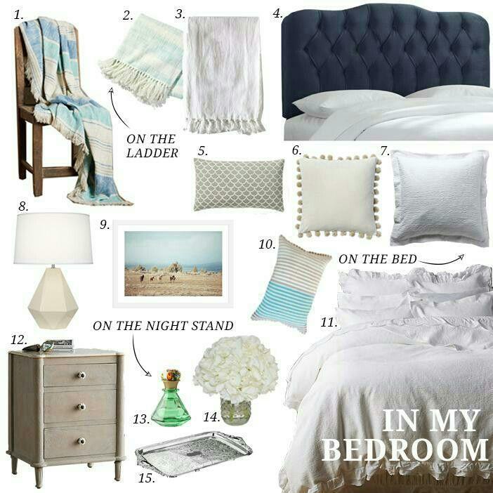 TV #design guru Jillian Harris shares the components (& advice) of her happy #bedroom. http://t.co/3mMD91Xh8y