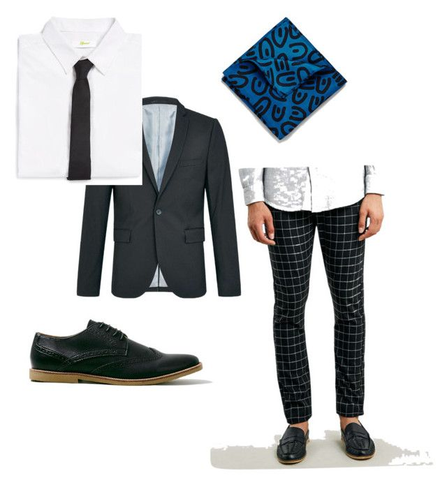 #6 by luke-fallon on Polyvore featuring polyvore, fashion, style, Topman and menswear