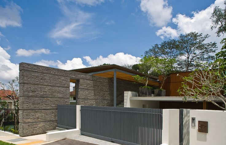 Nassim Road House, Singapore - Bedmar & Shi