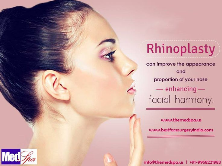 Let your face reflect confidence, power and beauty. Get Rhinoplasty Surgery @MedSpa. https://goo.gl/WYa3U3 #CosmeticSurgery #Surgery #Cosmetic #Rhinoplasty #NoseJob #PerfectNose #PerfectShape #GoodNose #PointedNose #EnhancingLooks #GoodLooks #Features #Delhi #India #RhinoplastyDelhi #RhinoplastyIndia #GoodFace #PerfectLooks #LookBeautiful #FeelBeautiful #MedSpa