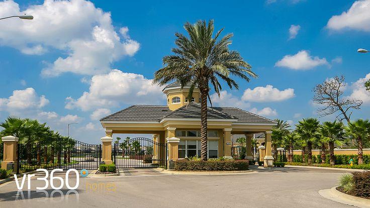 Windsor Hills Resort Gated Entrance