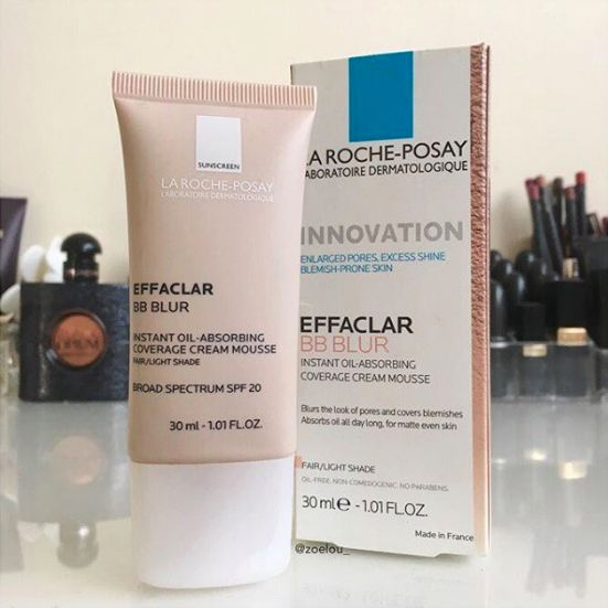 La Roche-Posay BB Cream for $29.99. | 21 Makeup Products For Oily Skin That Will Actually Keep You Matte All Day