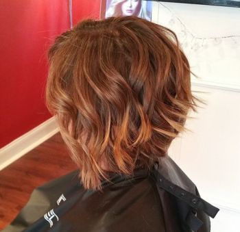 popular short haircuts 25 best ideas about wavy inverted bob on 9757 | 0f0460e0059ce0b3ee9757cfbe5e867a