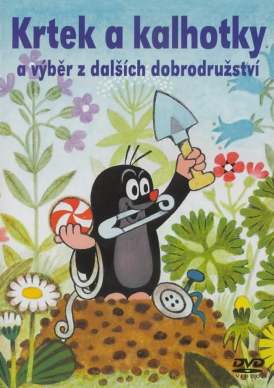 Cartoons about the Mole (Krtek) by Zdeněk Miler