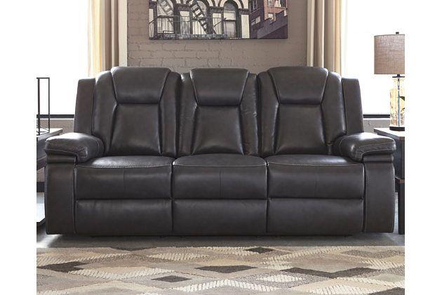 Garristown Power Reclining Sofa Reclining Sofa Power Reclining Sofa Ashley Furniture