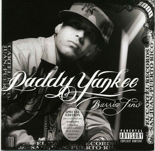 Descargar Daddy Yankee Barrio Fino 2005 Flac Daddy Yankee Latin Music Daddy Yankee Songs