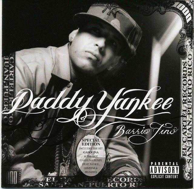 Descargar Daddy Yankee Barrio Fino 2005 Flac Daddy Yankee Latin Music Daddy Yankee Songs