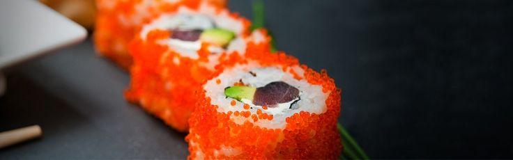 Tobiko Roll thon - Planet Sushi