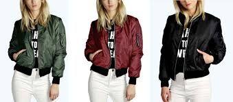 Chaquetas bomber #bomber #chaquetas #otoño #invierno #2016 #2017 #ideas #combinar #modelos #colores #largas #cortas #negras