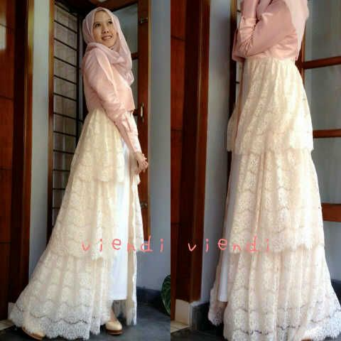 Long dress brokat modern furniture