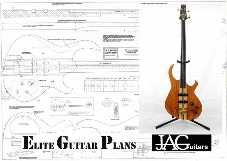 50 best Elite Guitar Plans images on Pinterest | Guitars, A3 and ...