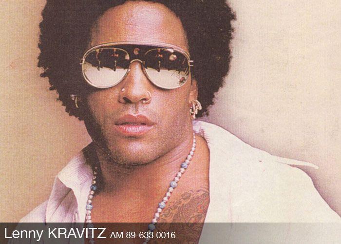 #LennyKravitz in #Alain MIkli