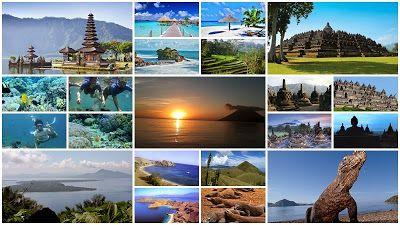 Beberapa Website Wisata Memberikan Informasi Tempat Wisata Hits