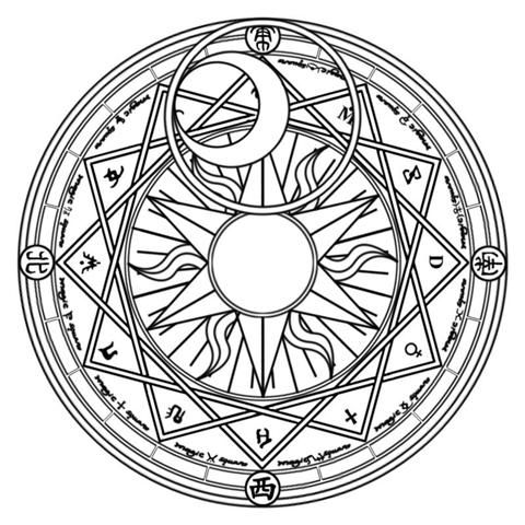 Clow Reed's Magic Circle