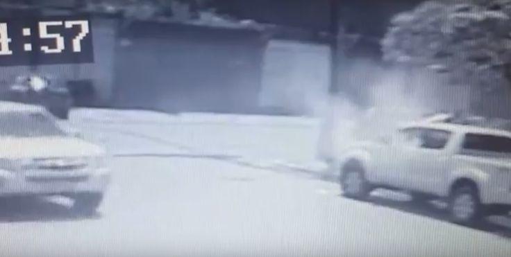 #VÍDEO: câmera registra momento em que brasileiro é baleado no Paraguai - Midiamax.com.br: Midiamax.com.br VÍDEO: câmera registra momento…