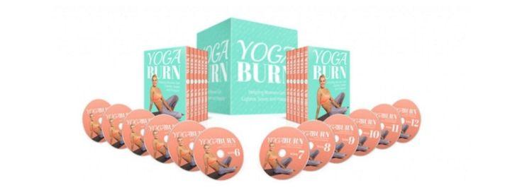 Yoga Burn Review - Zoe Bray Cotton DVD Set