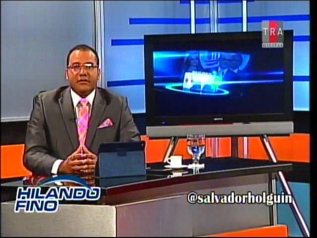 Los Comentario De Salvador Holguín Sobre La Política Actual De RD #Video