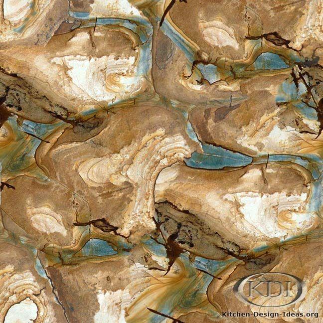 Palomino Granite  (Kitchen-Design-Ideas.org)