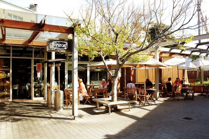 Knead Bakery at Palmyra Junction in Claremont - the perfect place to meet your friends for lunch or a quick cup of coffee.