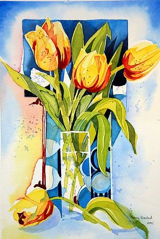 Solveig Rimstad   WATERCOLOR