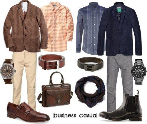 Look Para Trabalho - Business Casual
