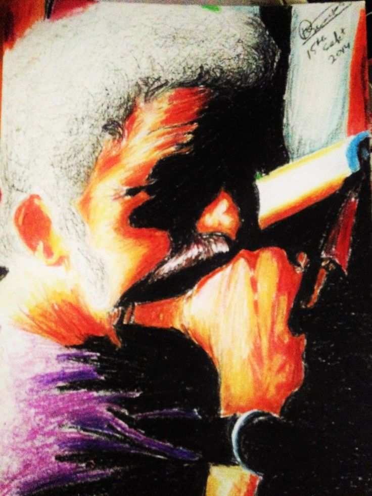 naseeruddin shah... by kshitij1997
