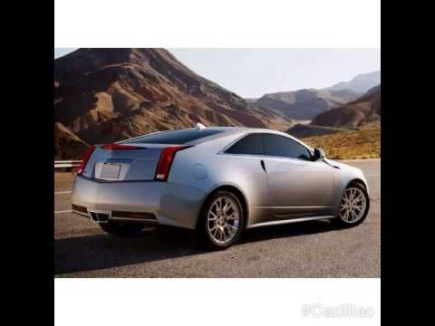 2014 Cadillac CTS Coupe http://www.cannoncadillac.com/