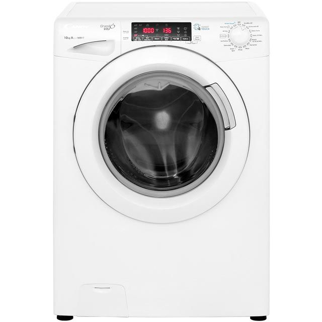 Product image for Candy Grand'O Vita 10Kg Washing Machine - White - A+++ Rated