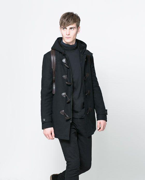 Prendas de abrigo Zara Hombre-26
