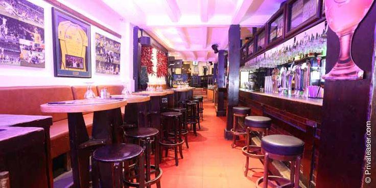 Le Sous Bock - Bar à bière et à sportif, bcp de choix, possibilité de diner et d'avoir de grandes tablées. Rapport QP correct, les bières restent un peu cher.