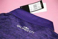 Orlando City SC 17-18 Season Home Purple OCSC Shirt Jersey [J713]