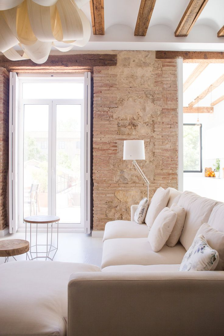 A RENOVATED SPANISH HOME WITH A STUNNING TILE FLOOR   THE STYLE FILES