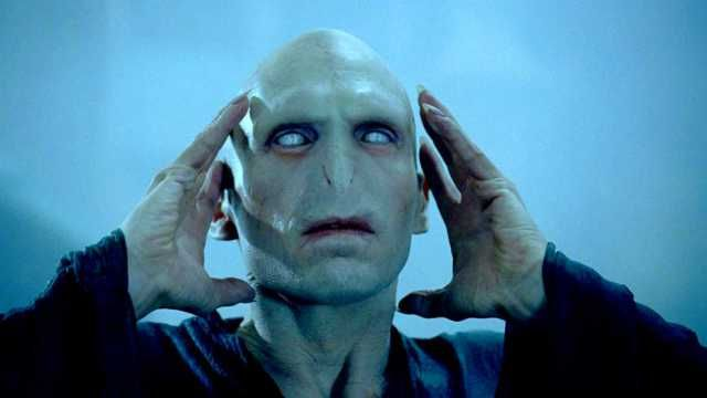 12. Lord Voldemort - Played by: Ralph Fiennes, Richard Bremmer, Ian Hart (voice), Christian Coulson, Frank Dillane, Hero Fiennes