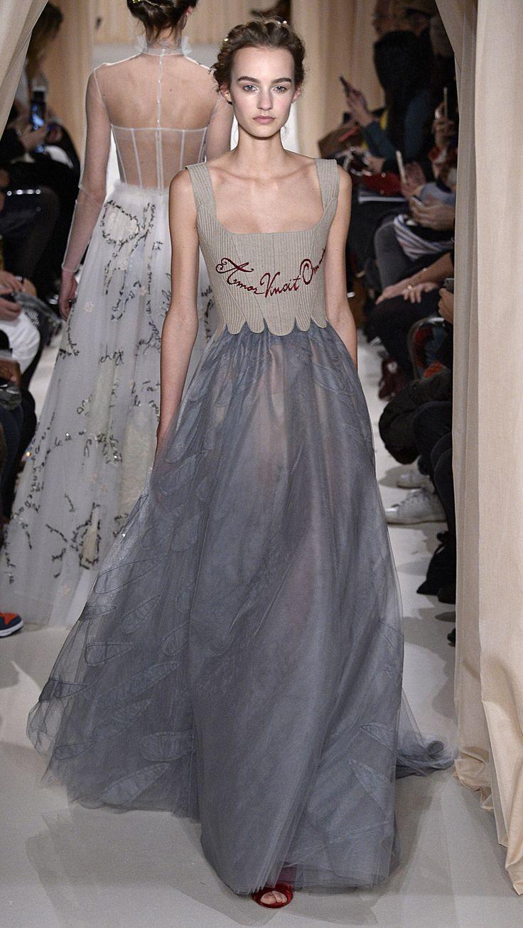 Valentino Haute Couture Spring/Summer 2015 via @stylelist