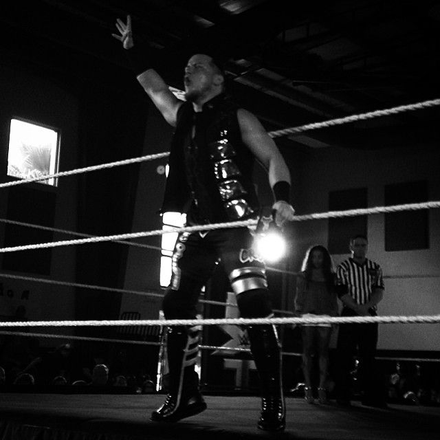 Soloman Crowe (Sami Callihan)  nerdyjordy's photo on Instagram