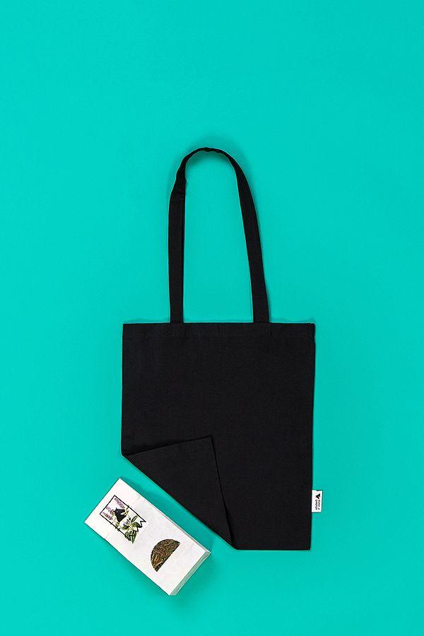"""žolė"" herbal tea + original canvas bag"