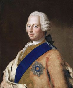 Frederick, Prince of Wales (George II's son and George III's father.) Since he died before  his father, he never became king. The right to the throne passed to his son, George III.