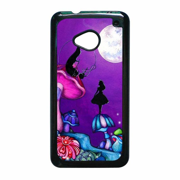 Alice in Wonderland and Caterpillar HTC One M7 Case : Htc One, Alice ...