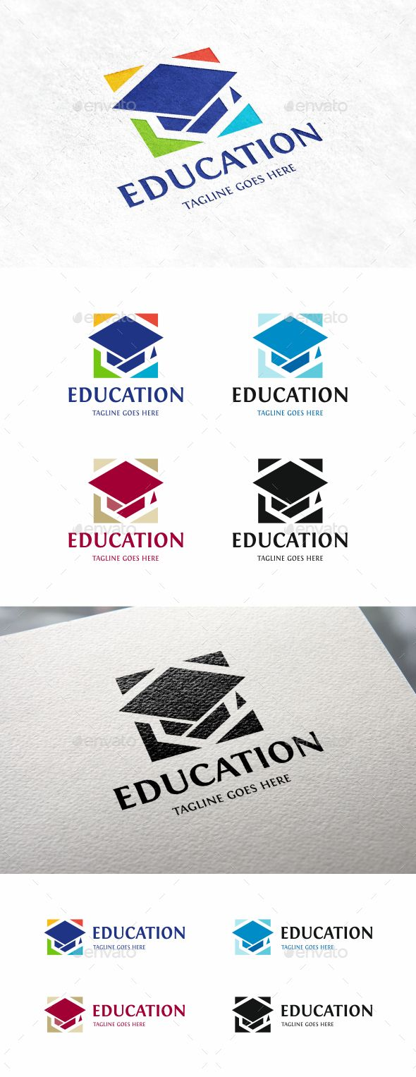 Education — Vector EPS #scholar #school • Available here → https://graphicriver.net/item/education/17453818?ref=pxcr
