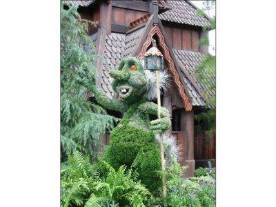 Die Besten 17 Bilder Zu Topiaries Auf Pinterest | Gärten, Hecken ... Lebendige Skulpturen Im Garten Atlanta