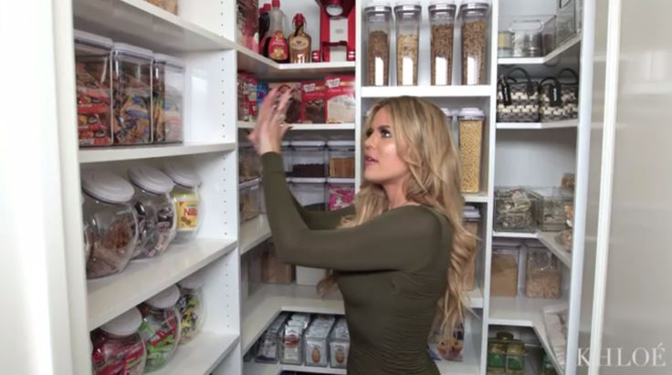 Check Out The World 39 S Most Organized Kitchen Pantry