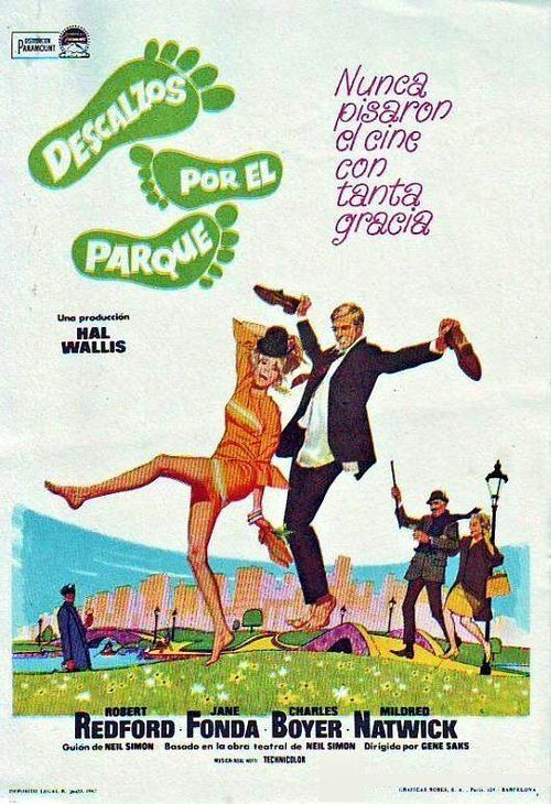 Barefoot in the Park 1967 full Movie HD Free Download DVDrip