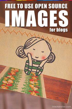 Finding open source images has always been a difficult task. There are so many free to use images online but copyright restrictions can complicate everything.