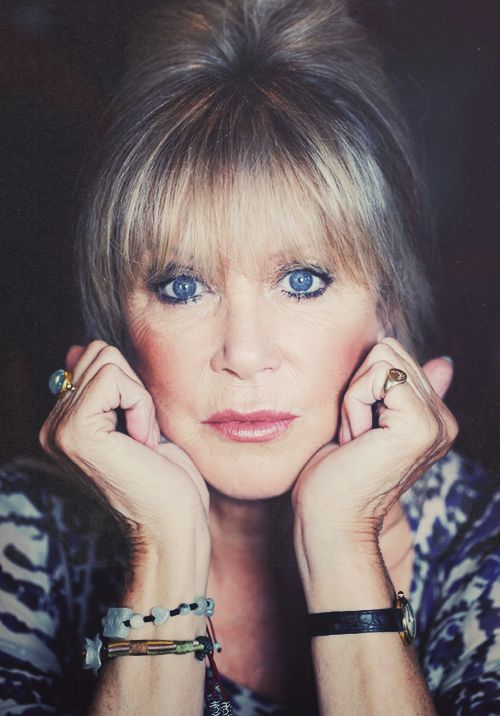 "Pattie Boyd: 69, Aka ""Layla"" George Harrison/EricClapton's ex..."