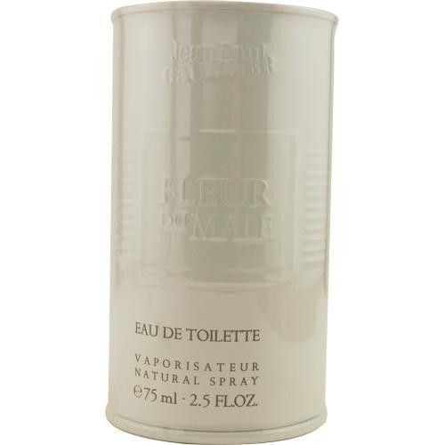 Fleur Du Male By Jean Paul Gaultier Edt Spray 2.5 Oz