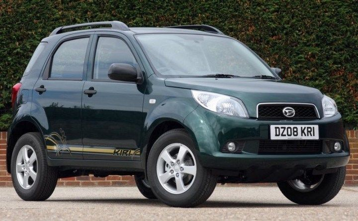 10 Common Mistakes Everyone Makes In Daihatsu Uk Models With